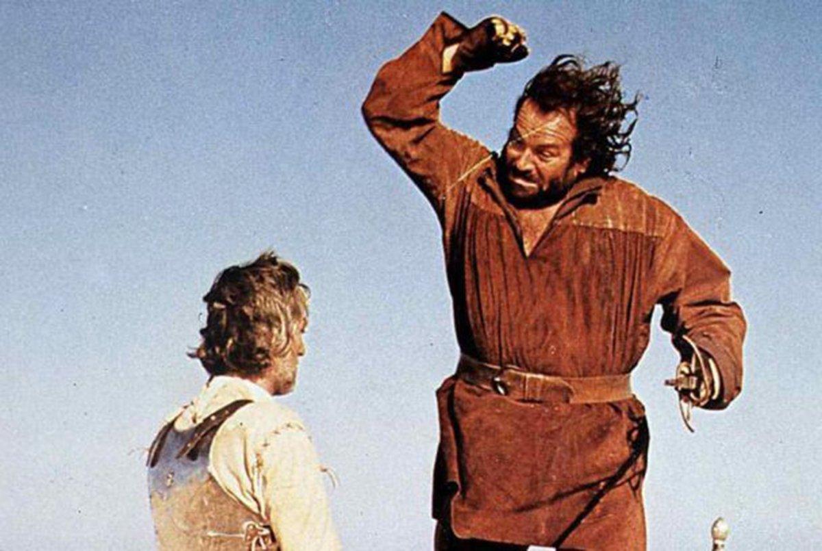 Lutto nel Cinema, Bud Spencer è morto, uno dei volti più amati del nostro cinema degli Anni 70 e 80