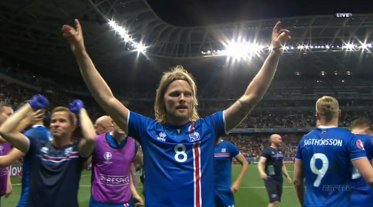 #Iceland WINS!! #Euro2016 #ISL https://t.co/4d8z9juugL