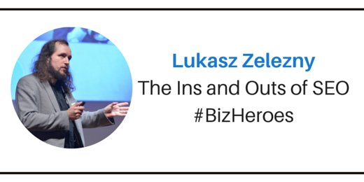 Lukasz Zelezny: The Ins and Outs of SEO https://t.co/clgS4ghEXF @LukaszZelezny https://t.co/3cCikYdvhz