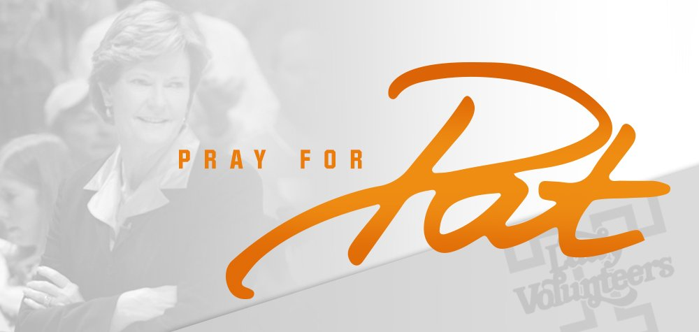 Your outpouring of love for Coach Summitt has been overwhelming. Thank you!  #PrayForPat  https://t.co/qcTge8dmWm https://t.co/OuQeQp37YO