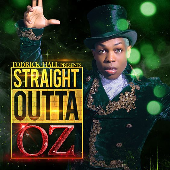 ".@Todrick's ""Straight Outta Oz"" Visual Album Is Groundbreaking! https://t.co/Y8O1L60XmT (written by @TheAmirDiamond) https://t.co/AeEHrD8xI4"