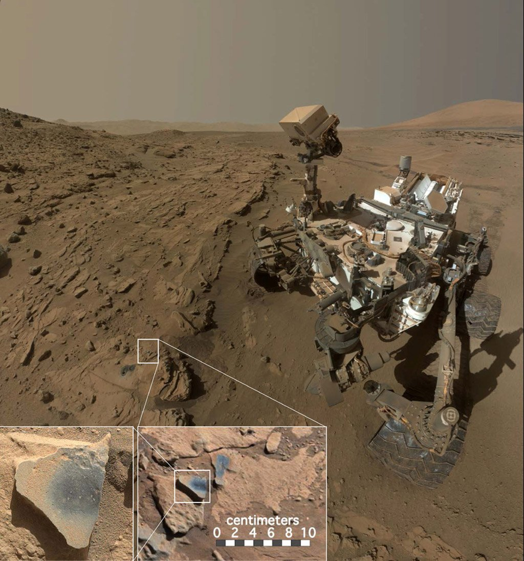 First water, now oxygen. @MarsCuriosity finds more evidence of ancient Mars' Earth-like past https://t.co/Wo1UEN9Pb0