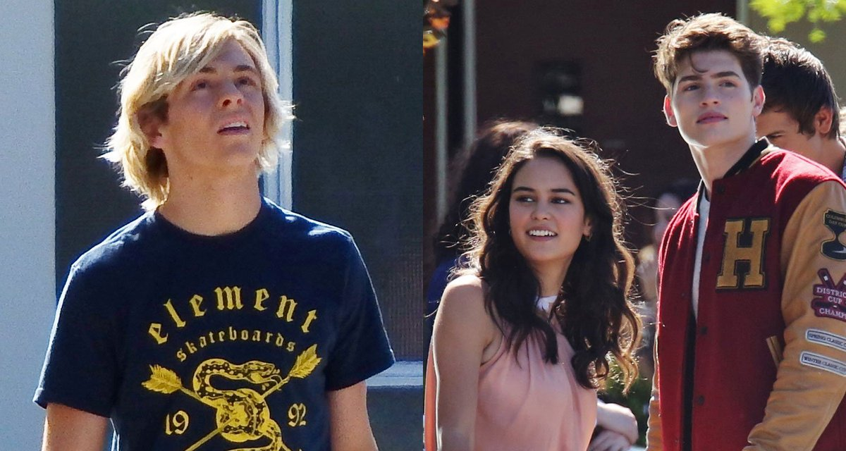 Ross lynch and courtney eaton back together