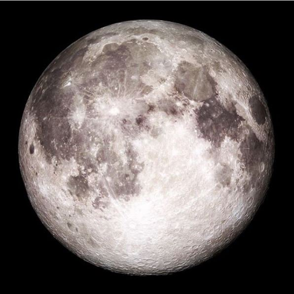 Tonight, for the first time in 67 years, the summer solstice and the full moon fall on the same day #StrawberryMoon https://t.co/kebf8q8h3u