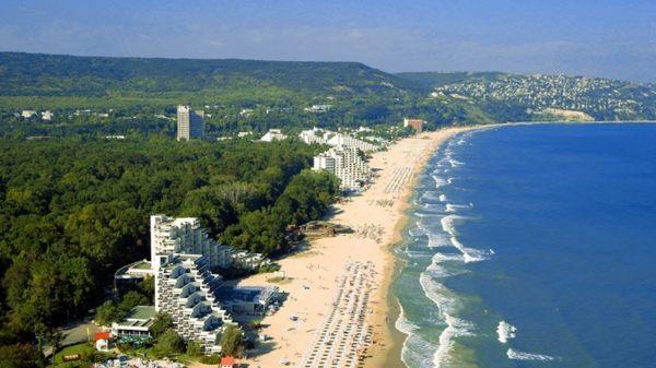 Bulgaristan Karadeniz Tatil Beldeleri Turizmde Rekor Gelir Elde Etti