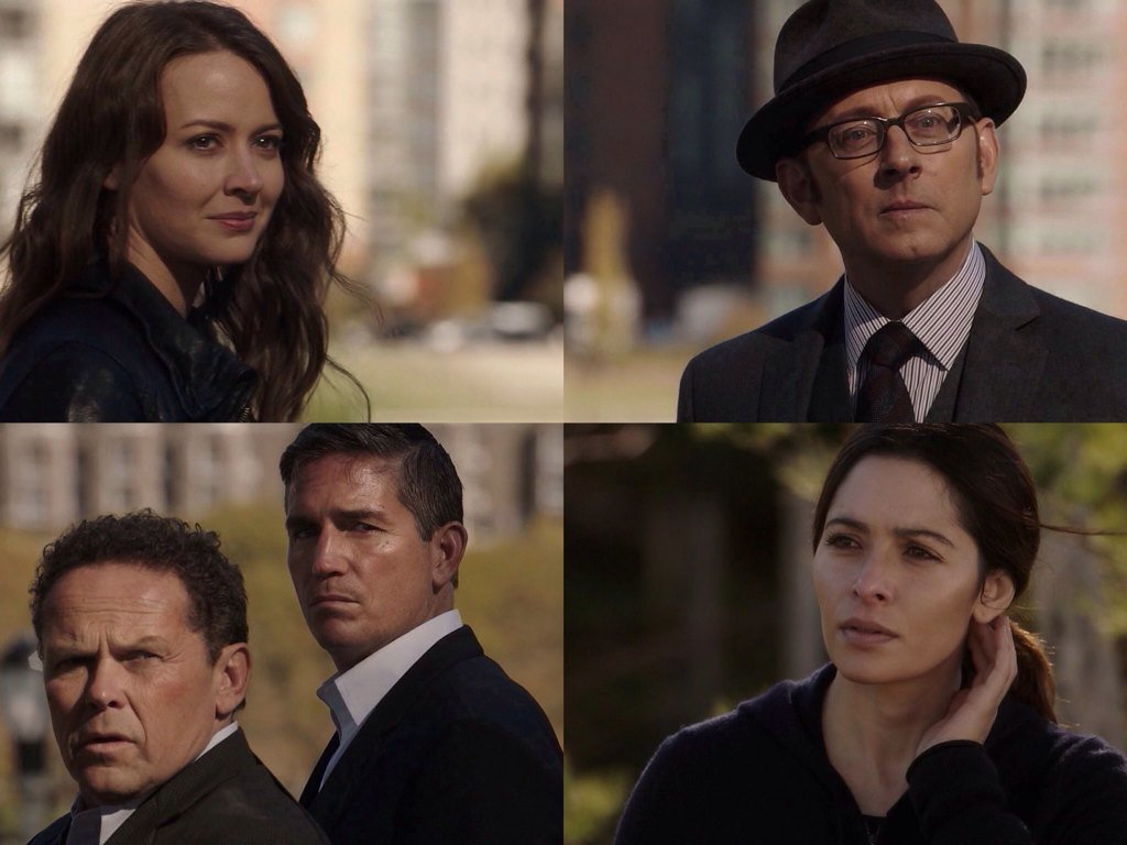 #PersonOfInterest My daily shout out these outstanding Actors never another Team like you all. Rerun 2 zero. So Sad https://t.co/BjItX4ehTa
