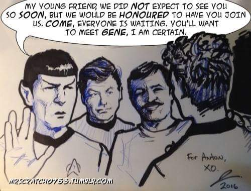 .#RIPAnton #StarTrek :(  https://t.co/vX09NFJqPw https://t.co/yZGhYBwQcv