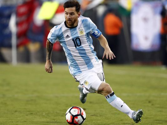 Leonardo Messi, Argentina stand in way of historic run by U.S. soccer at Copa America. https://t.co/b63eXjVwUg https://t.co/NZt8a4pH7c