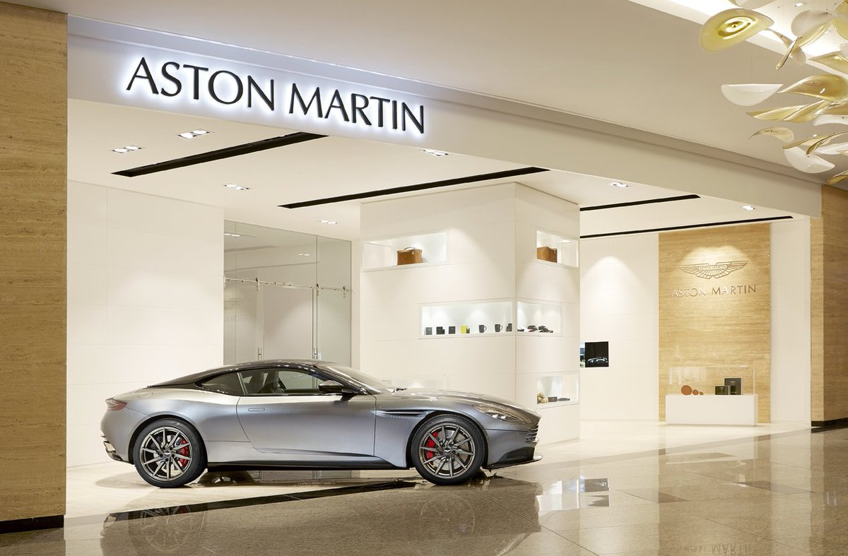 Aston Martin On Twitter Our Beautiful New Retail Space In Abu Dhabi Bringing An Immersive Aston Martin Experience To The Region