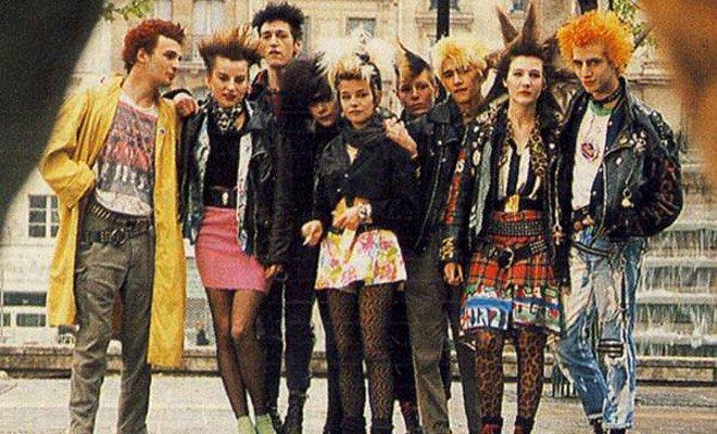 """PuNk and Stuff on Twitter: """"""""Vive le punk"""" Paris 1980 #fra…"""
