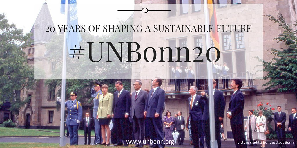 Thumbnail for UN Day celebrations Bonn 2016: The UN Talk (Day 1)