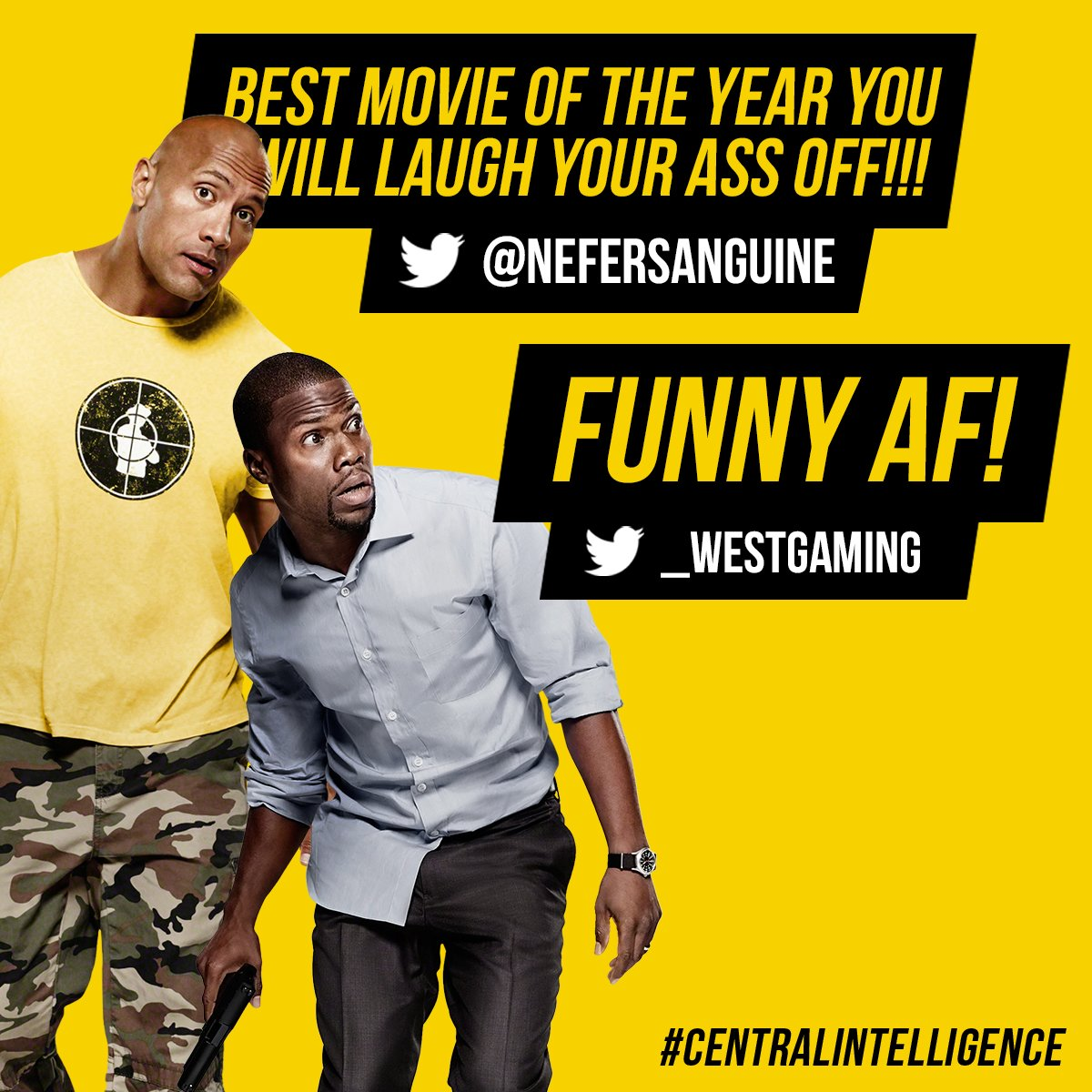 Preview Film Central Intelligence 2016 Edwin Dianto New Kid On The Blog