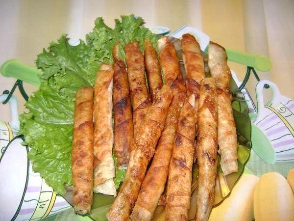 Блюда из армянского лаваша рецепты с фото