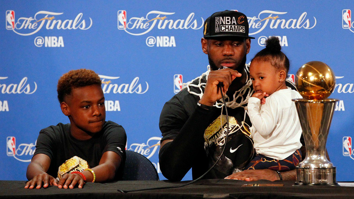 LeBron James' son has standing scholarship offers from ...