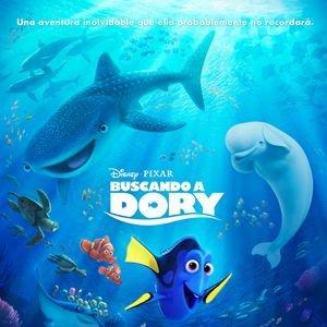 """Estoy FELIZ de ser parte de la nueva película de DIsney*Pixar :   """"BUSCANDO A DORY""""     DESTINY"""