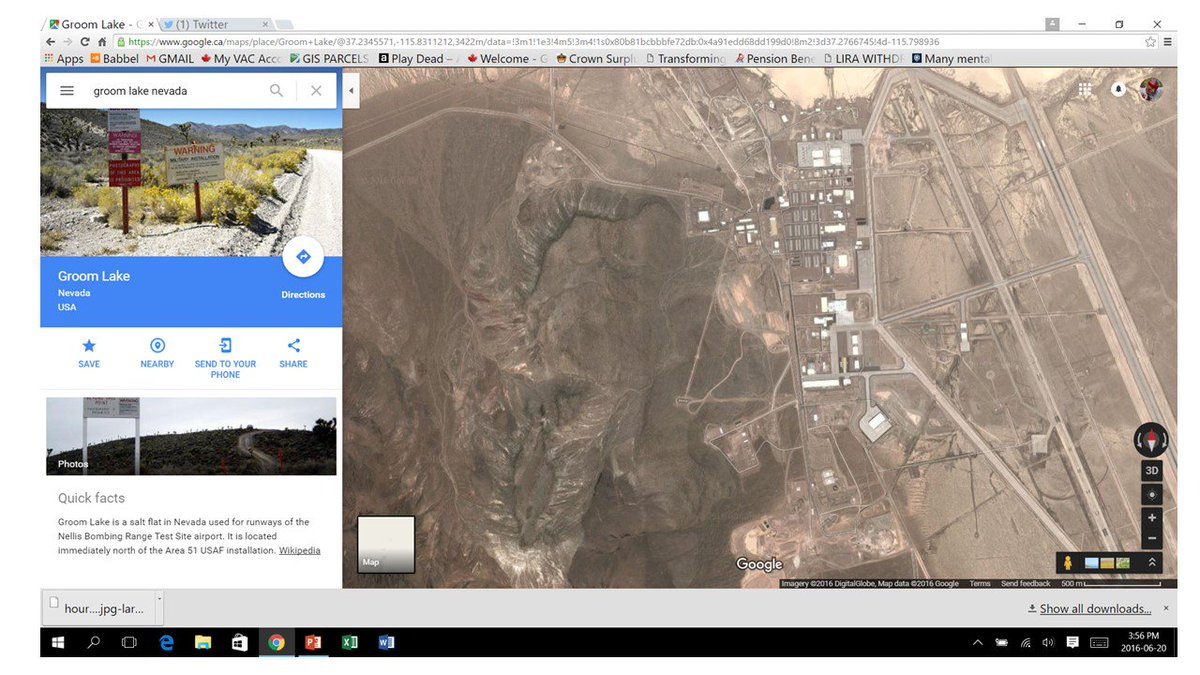 Zach Vanthournout On Twitter Groom Lake Nevada Area 51 Try And