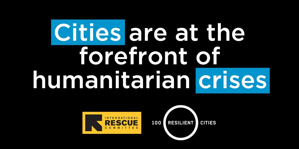 The needs of refugees living in cities are increasing. That's why we're proud to partner w/ @theIRC #WorldRefugeeDay https://t.co/GsY5ywgavA
