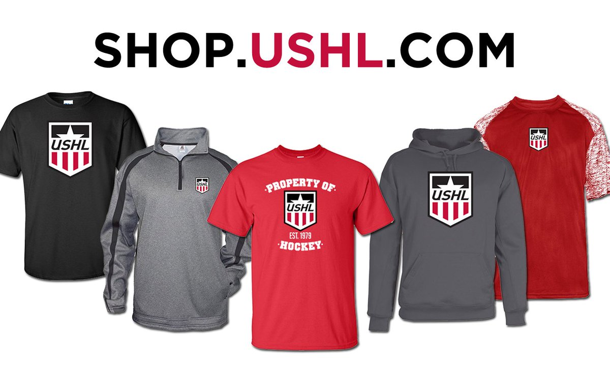 Who wants some new USHL gear? | https://t.co/25kBWjYWAf | RT for a chance to win https://t.co/jbBvXdp5MI