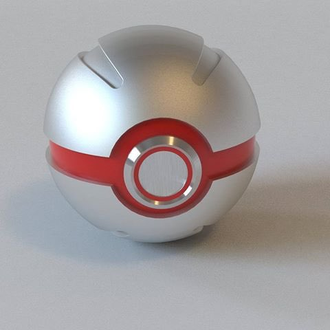Pokeball Fanatics On Twitter Check Out Our Metal Phoenix Orbs