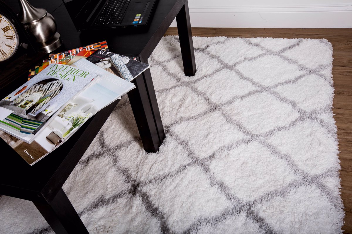 Home Dynamix On Twitter This Sumptuous Microfiber Rug Will Be The