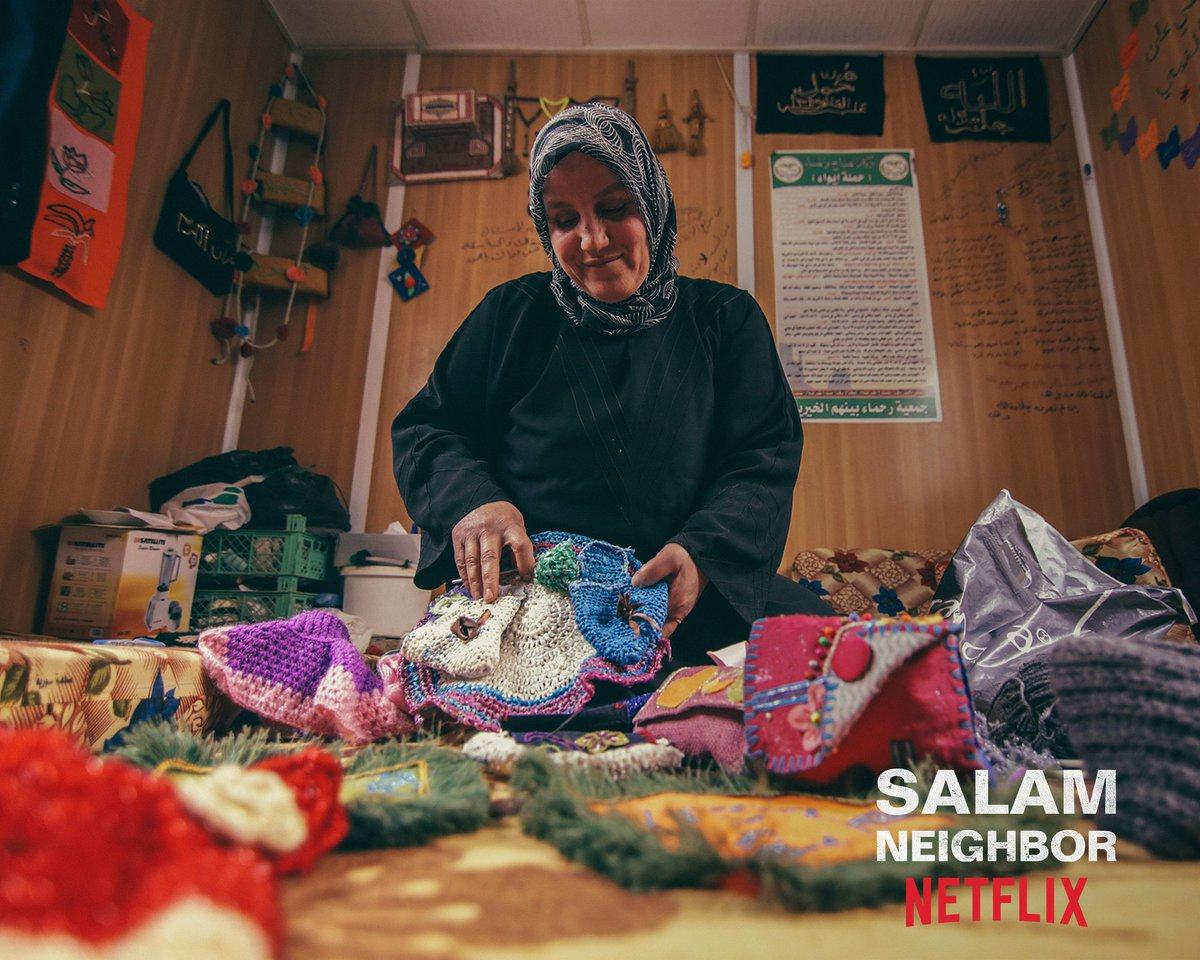 Netflix & change: today on #WorldRefugeeDay watch the amazing new documentary Salam Neighbor (featuring @theIRC!): https://t.co/SM4XEZqbuK
