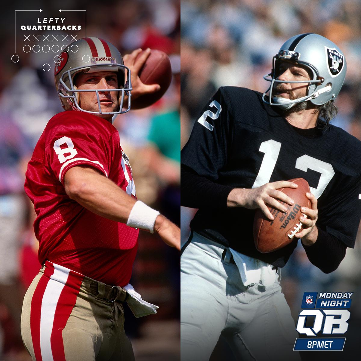 a986b374d83 in august ken stabler will be only the 2nd lefty qb to join the hof the