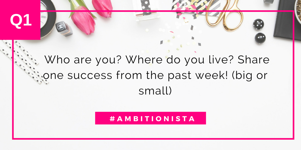 Thumbnail for #Ambitionista Chat: Boost Your Exposure > Video Marketing and Local Targeting