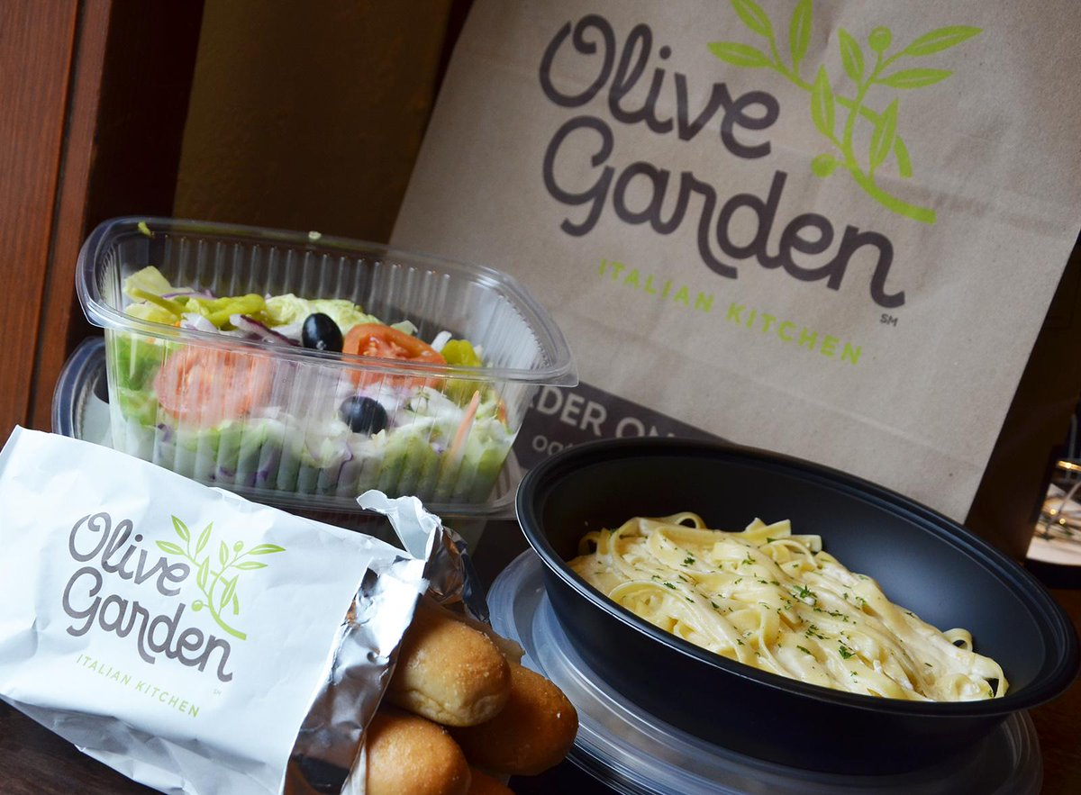 Olive Garden On Twitter We Hear You How About Some Takeout