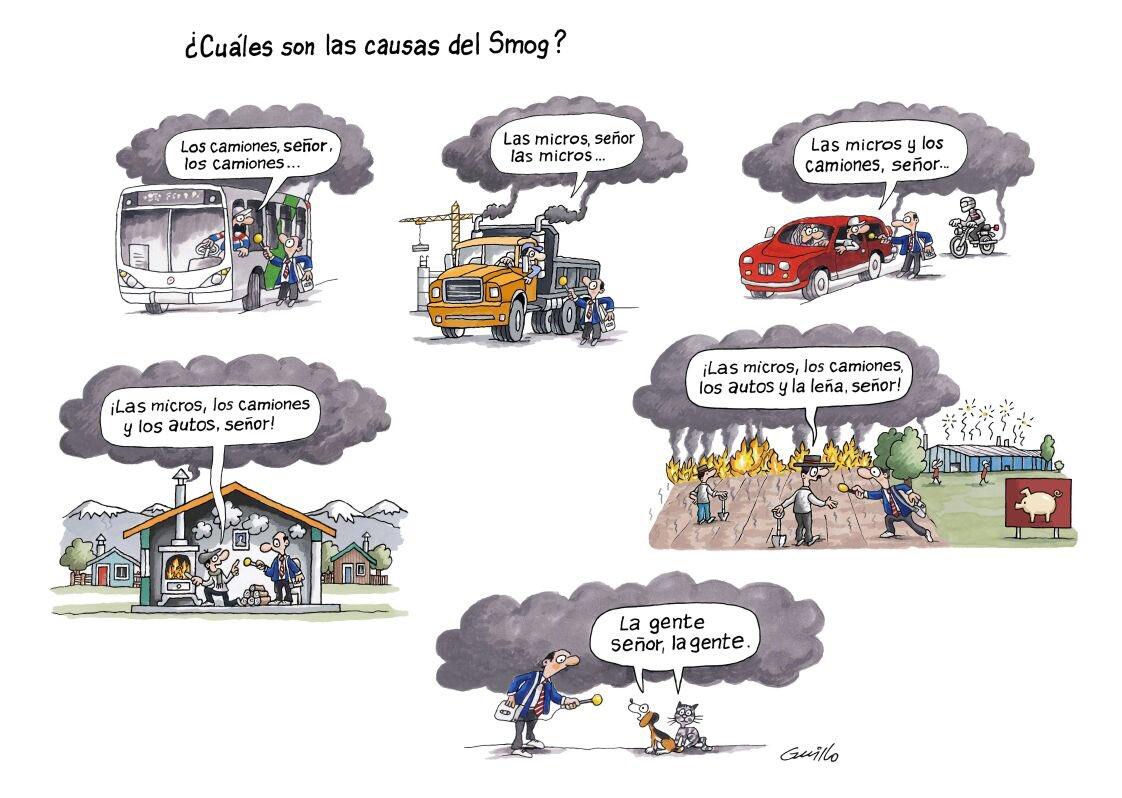 Todos culpamos al otro por la contaminación. Al final del día somos nosotros. Y todos debemos cuidar el aire. https://t.co/tyIfb2qbRf