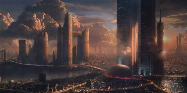 Here's what cities will look like in 30 years