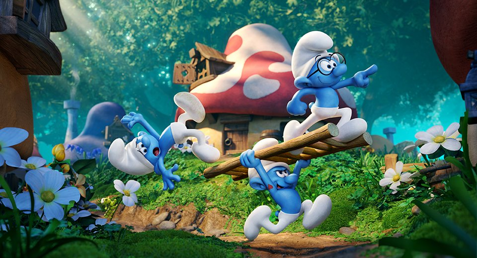 Sony Pictures Animation's 2017-2018 Slate Revealed 1