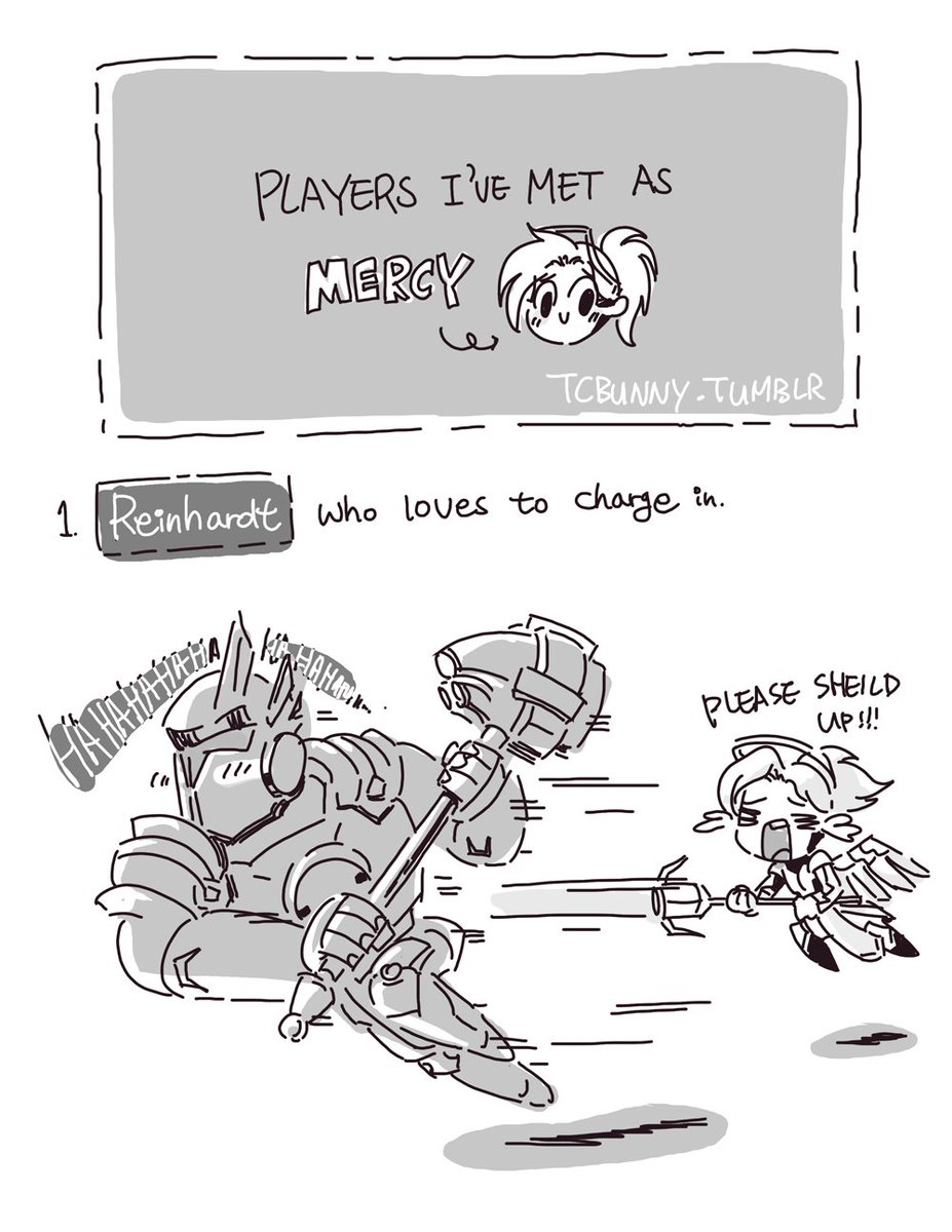Playing Mercy is suffering (Source:  https://t.co/1bYUkScaR9) https://t.co/PlR3gxhF4M