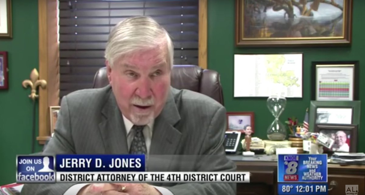 DA Admits He Let Alabama Football Players Off Easy Because They Played Football