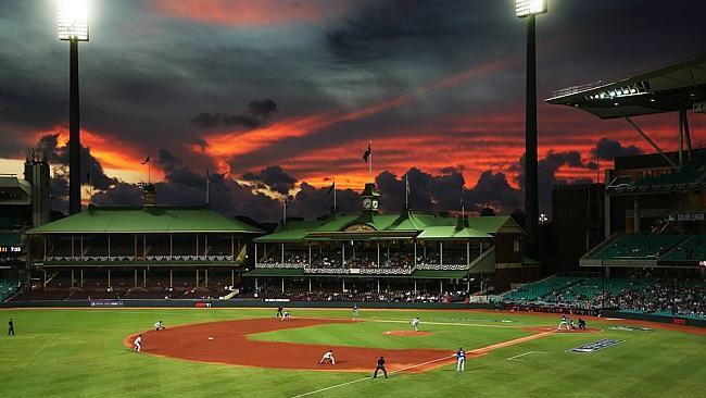 Melbourne Ballpark