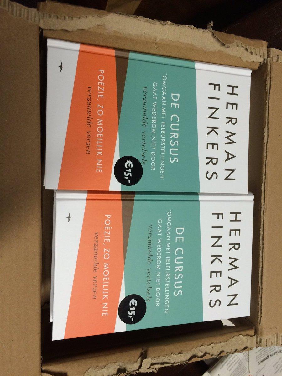 Herman Finkers On Twitter Druk Druk Druk De 16e Om