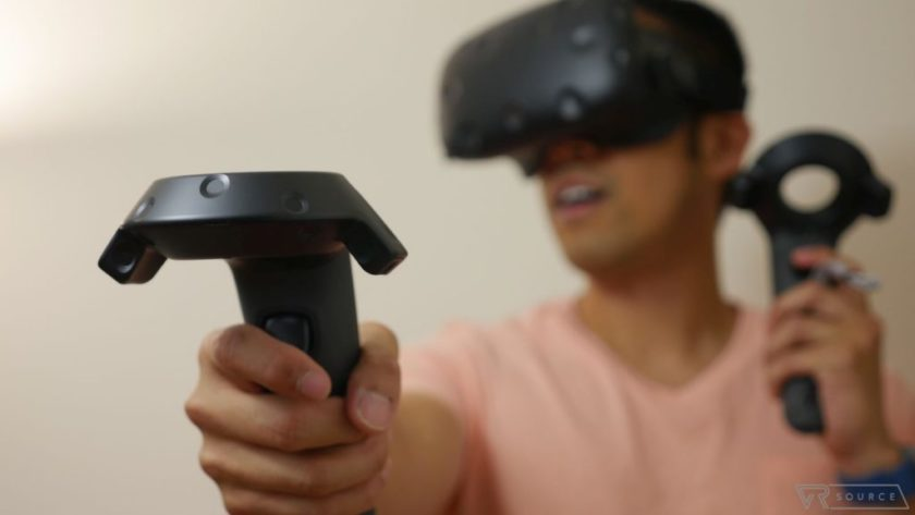 One third of Valve's employees are now working on VR