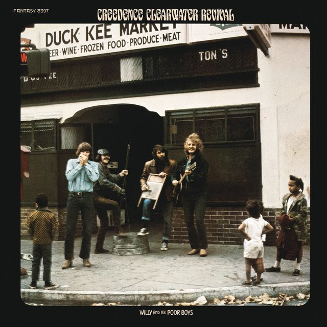 Creedence Clearwater Revival - Fortunate Son Lyrics 1