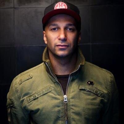 LISTEN at 735a is @tmorello from @RATM to talk @prophetsofrage and other shiz. LISTEN: https://t.co/EhrwMwCNhp https://t.co/MhK4hExUQy