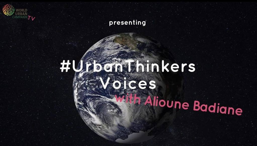 @unhabitat Alioune Badiane on #TheCityWeNeed via #UrbanThinkers Voices … https://t.co/APohM25WhJ https://t.co/zlPNvTR1Jq