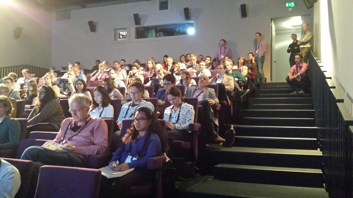Also afternoon parallel session Bionano-chambers Devices @nanocity2016 received a good audience #nanocity2016 https://t.co/yJIOtpcU6I