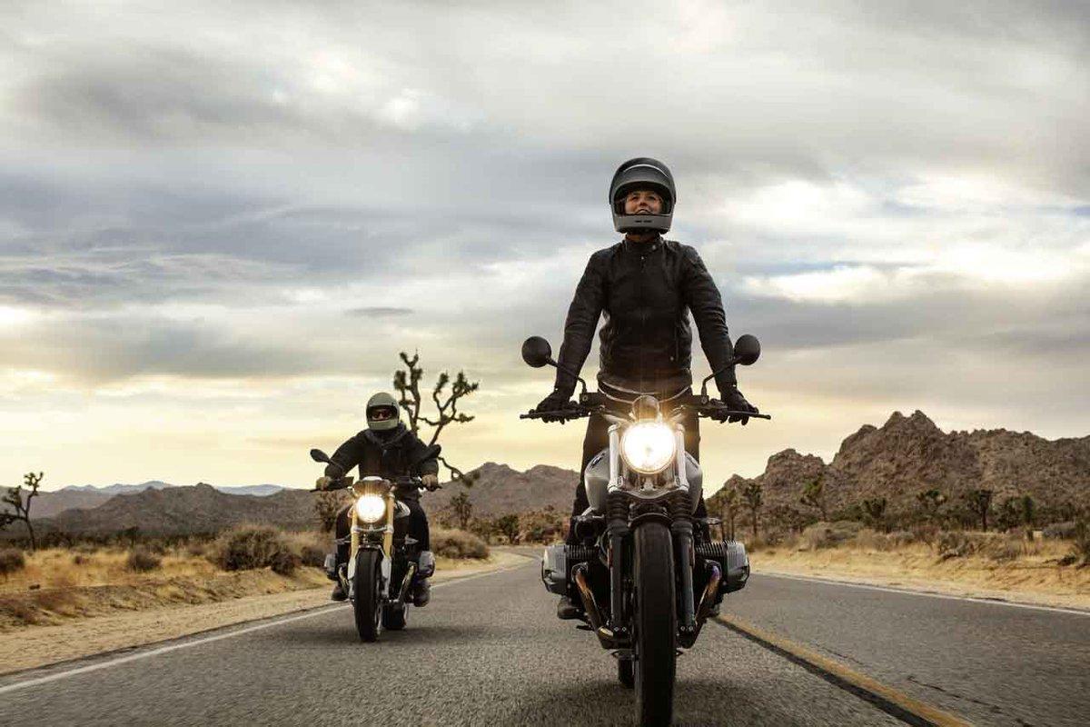 Bmw Motorrad On Twitter Joy Lewis Riding Her R Ninet Scrambler A