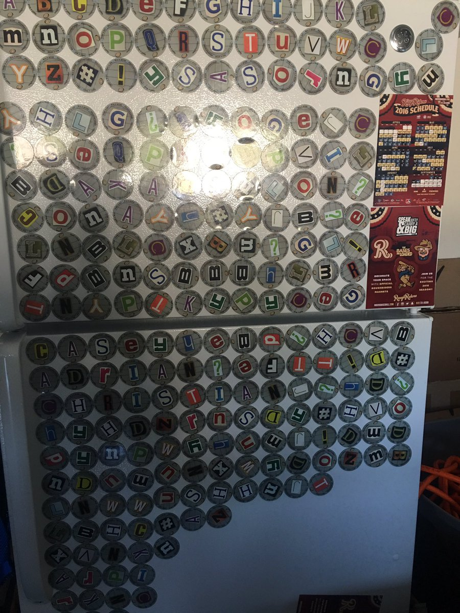 @BottomsUpBeer half way through the season. I may need a bigger garage fridge https://t.co/2uI2FiEUk9