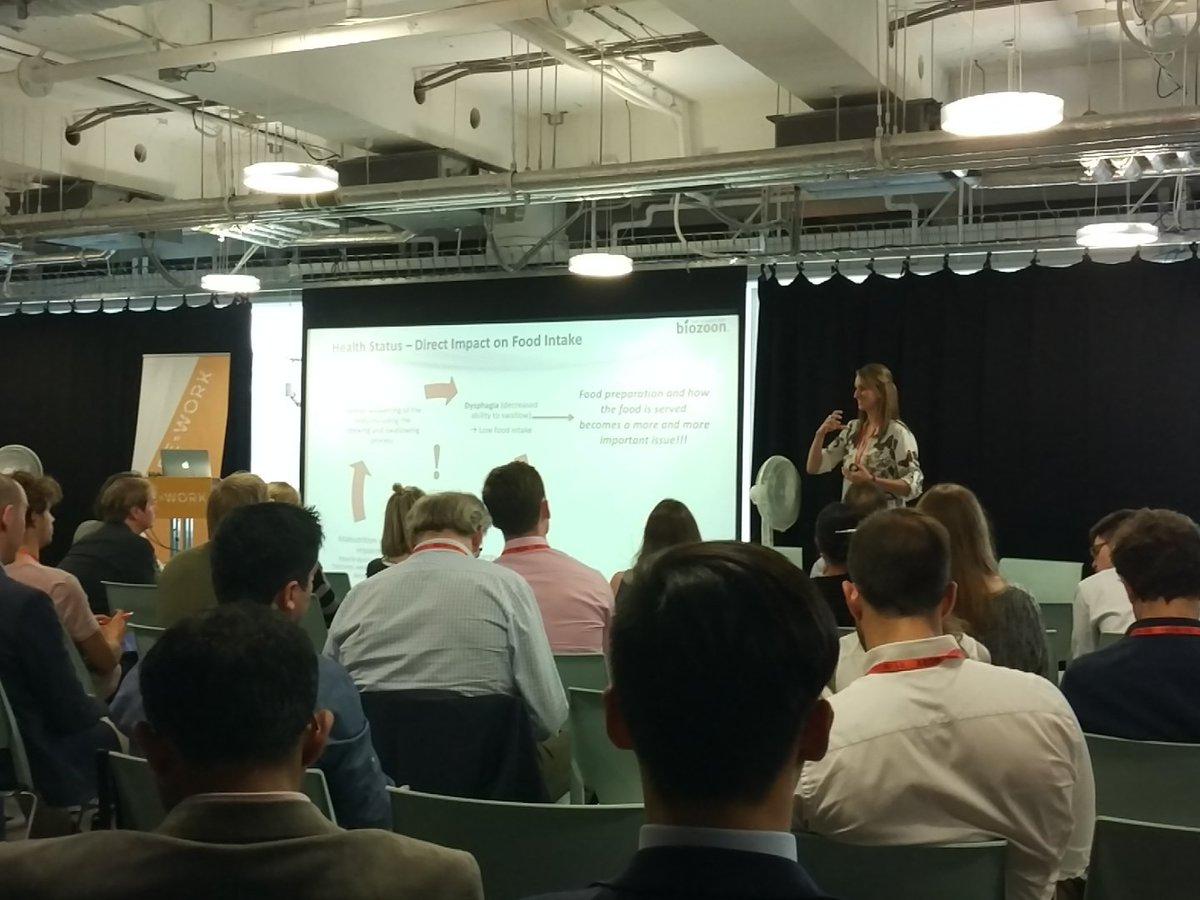 Thumbnail for RE•WORK Future of Food Summit, London Tech Week, 21 June 2016 #reworkfood