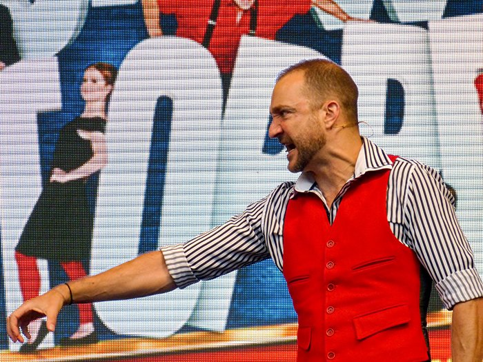 They are utterly amazing as solo artists but when you put @TheShowstoppers together they are unstoppable! https://t.co/HageHFDjnC