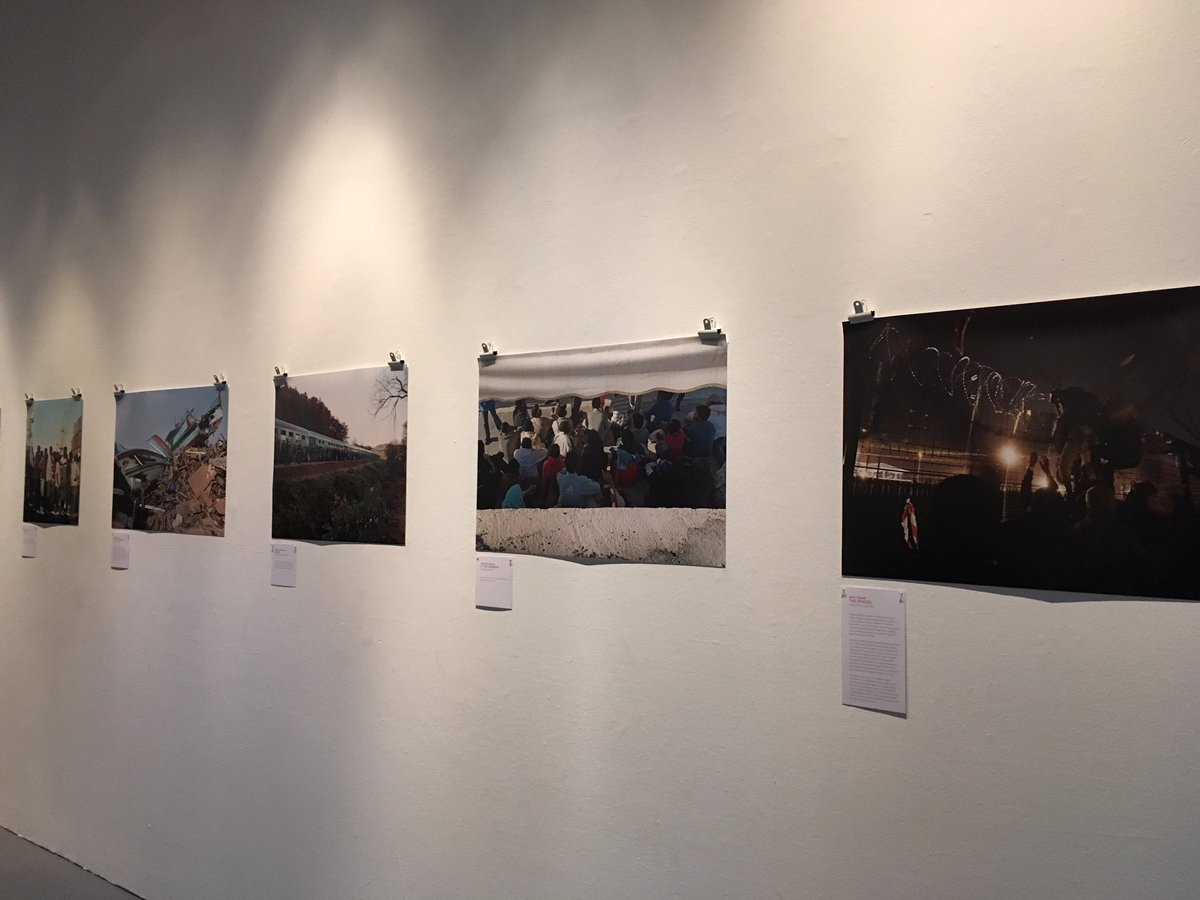 Powerful photos by Daniel Castro, @chris_sinibaldi + @maryaturner show different aspects of journeys #CalaisStories https://t.co/oOqX1AGBkv
