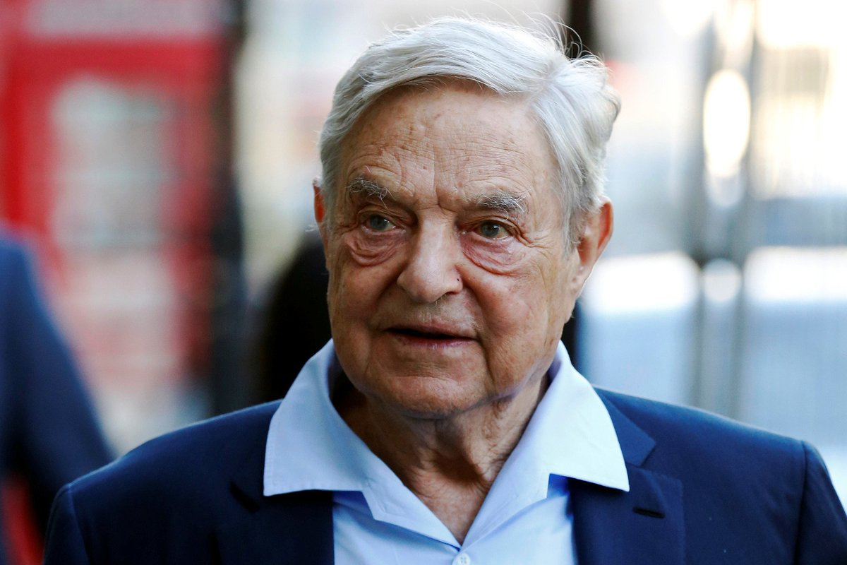 Human Events readers in an online poll recently voted billionaire financier George Soros the single most destructive leftist demagogue in the