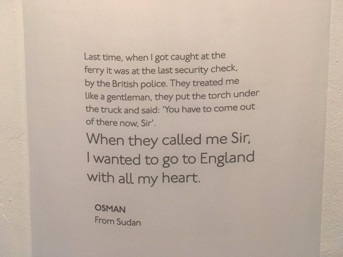 Like this moving story from Osman #CalaisStories https://t.co/fQMIEARlZa