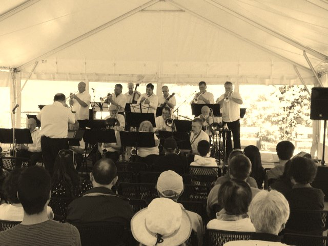 deep cove big band ladner village