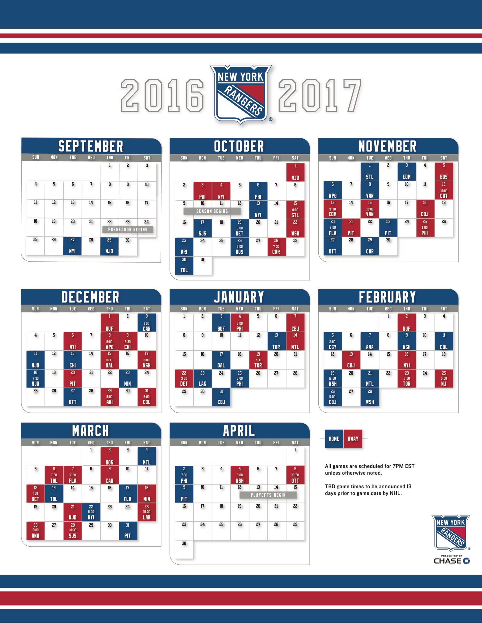 Clever image within new york rangers printable schedule