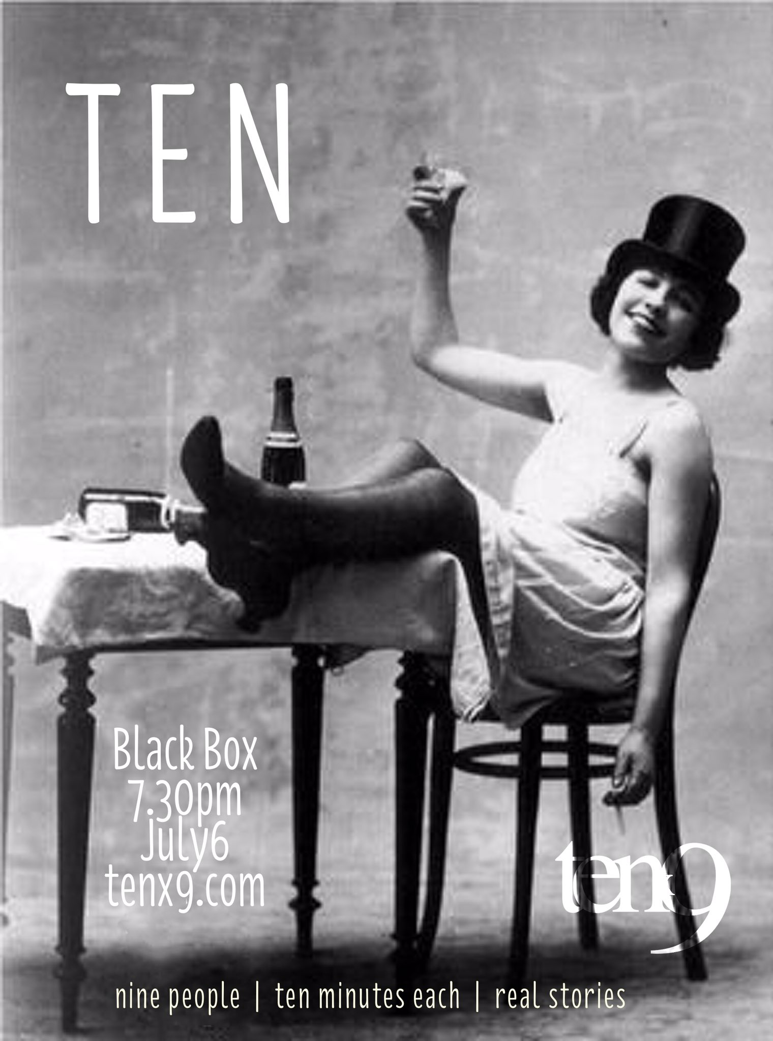 Tenx9 - TEN @ The Black Box